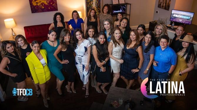 Latina Pros July 21 Group Photo