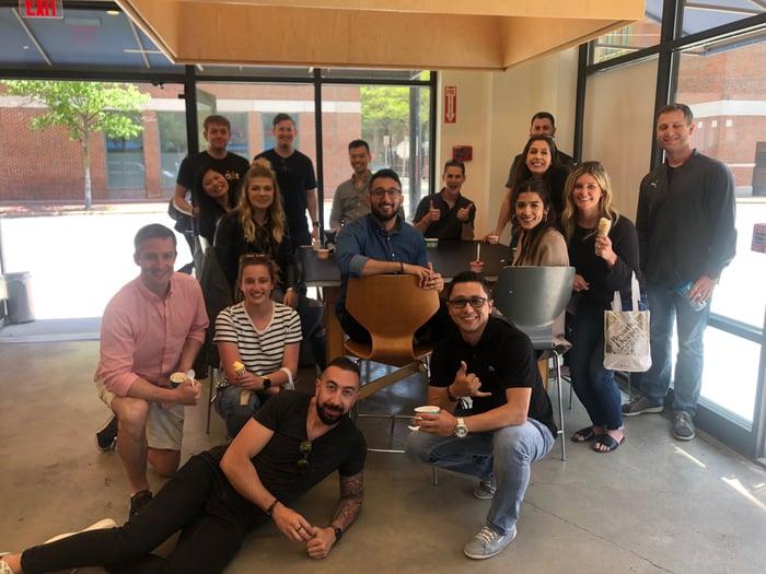 HubSpot Solutions Engineers