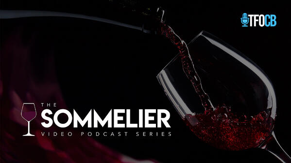 The Sommelier - cover image