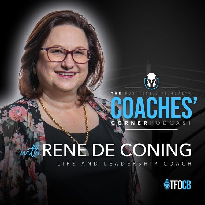 coaches corner episode cover rene de coning