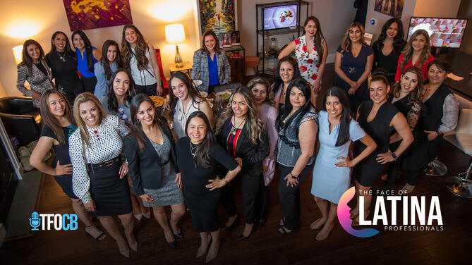 latina pros group photo