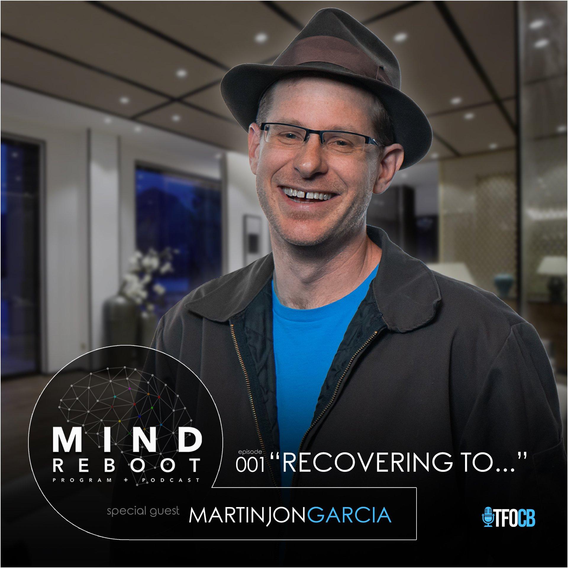 mind reboot cover martinjon garcia
