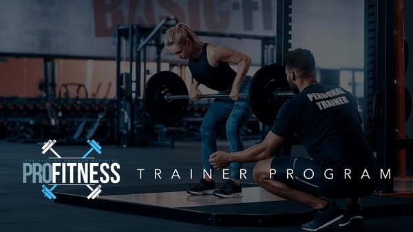 ProFitness Trainer Program