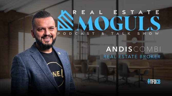 real estate mogul cover andis combi