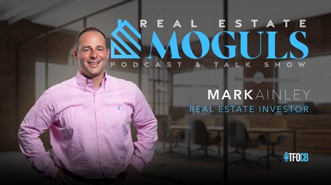 real estate mogul cover mark ainley