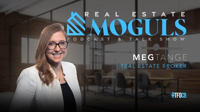 real estate mogul cover meg tange