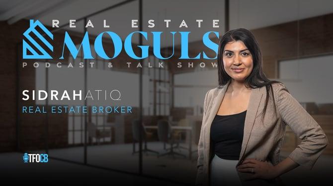 real estate mogul cover sidrah atiq