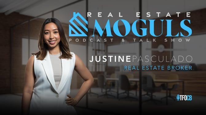 real estate moguls cover - justine pasculado