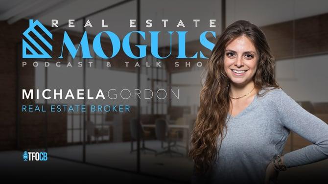 real estate moguls cover - michaela gordon