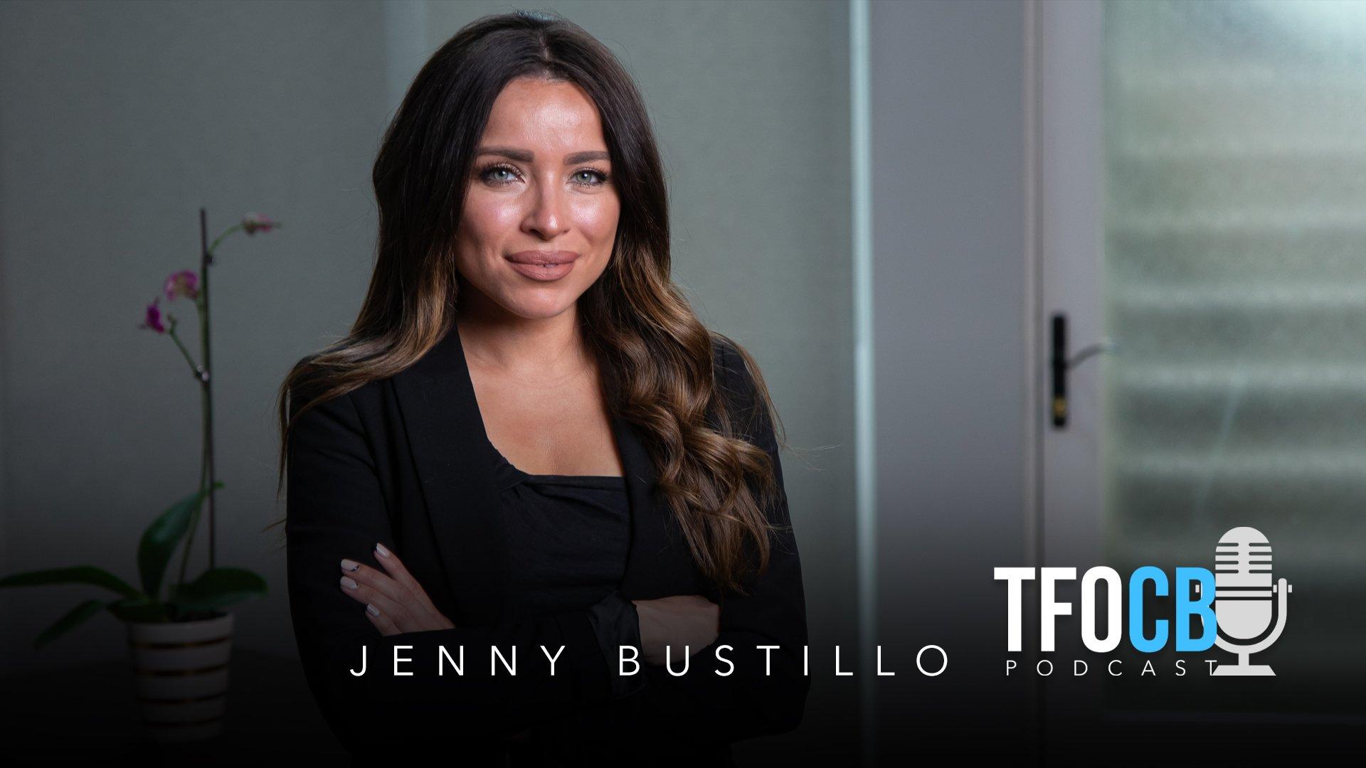tfocb podcast cover jenny bustillo
