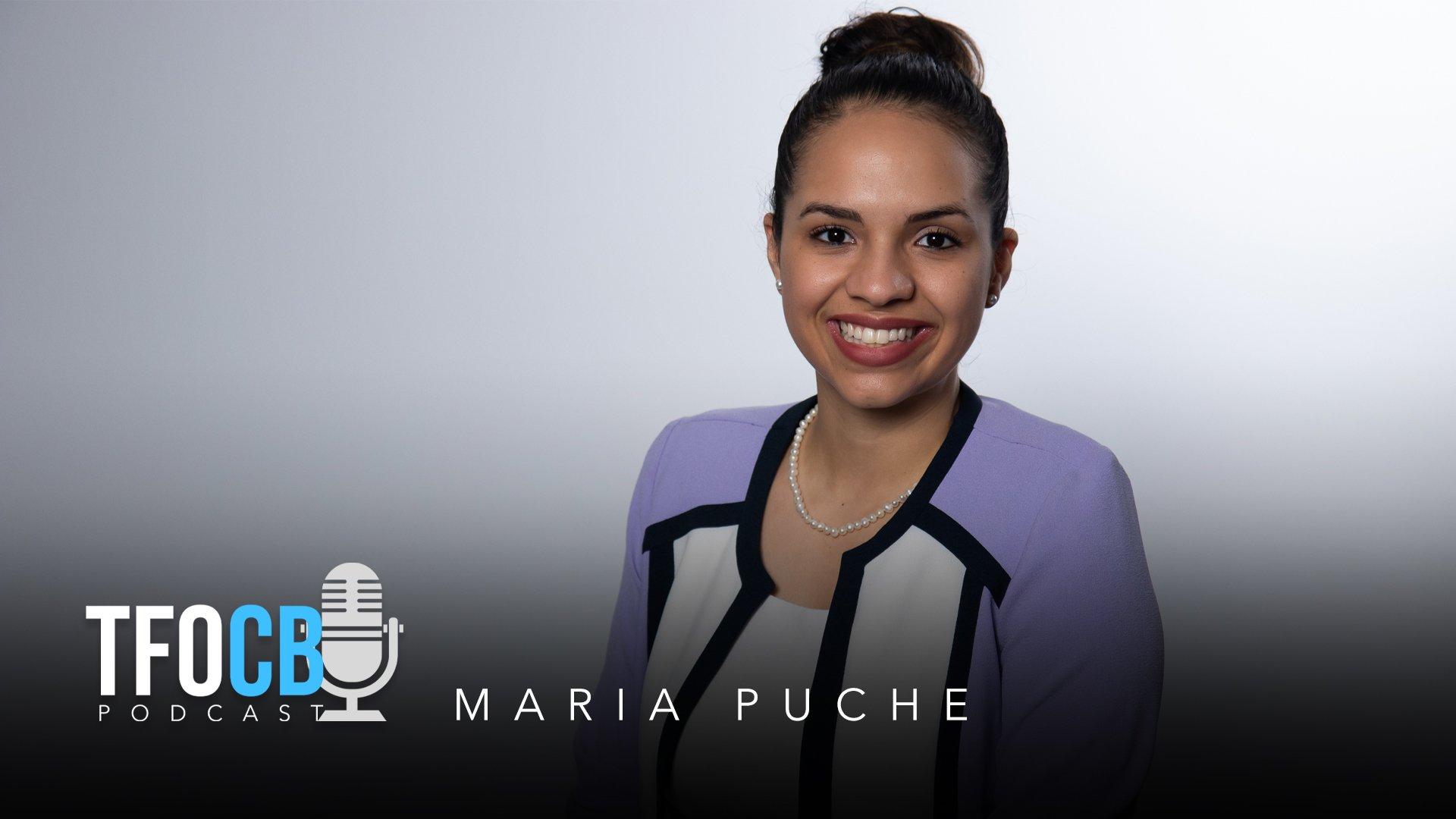 tfocb podcast maria puche