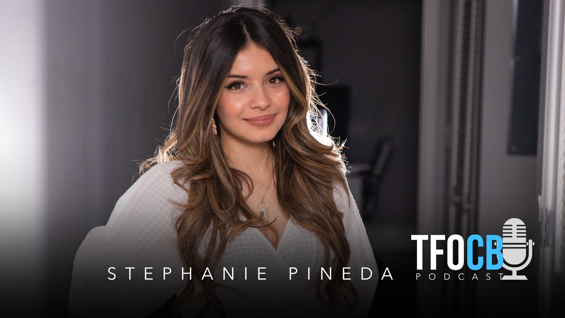 tfocbpodcast - stephanie pineda