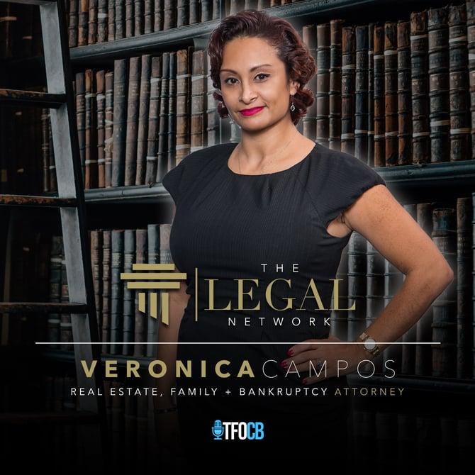 the legal network episode- veronica campos