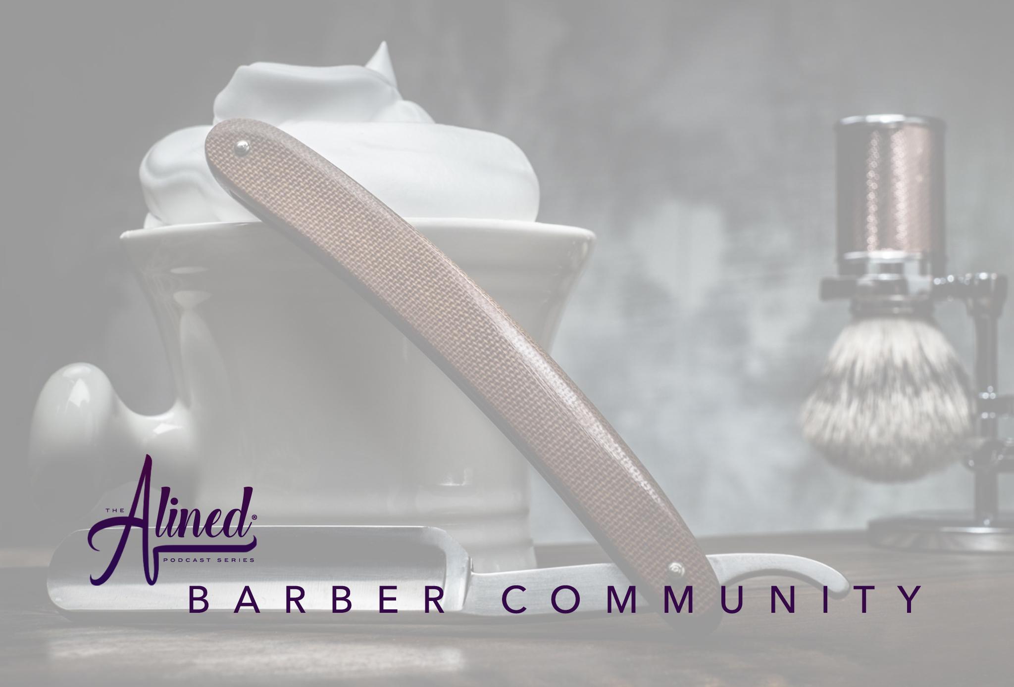 Alined Barber Community