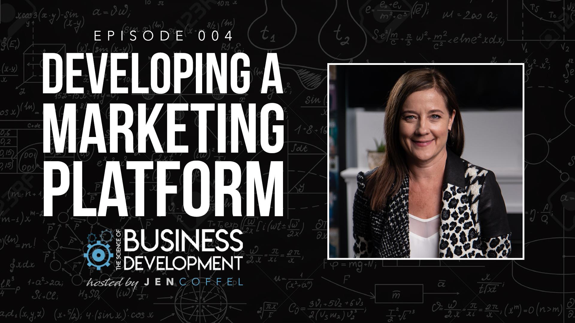 TSOBD - Developing a Marketing Strategy