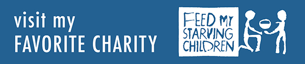 banner ad - charity