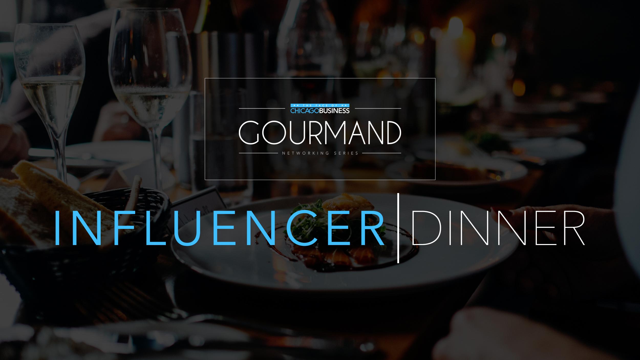 influencer dinner
