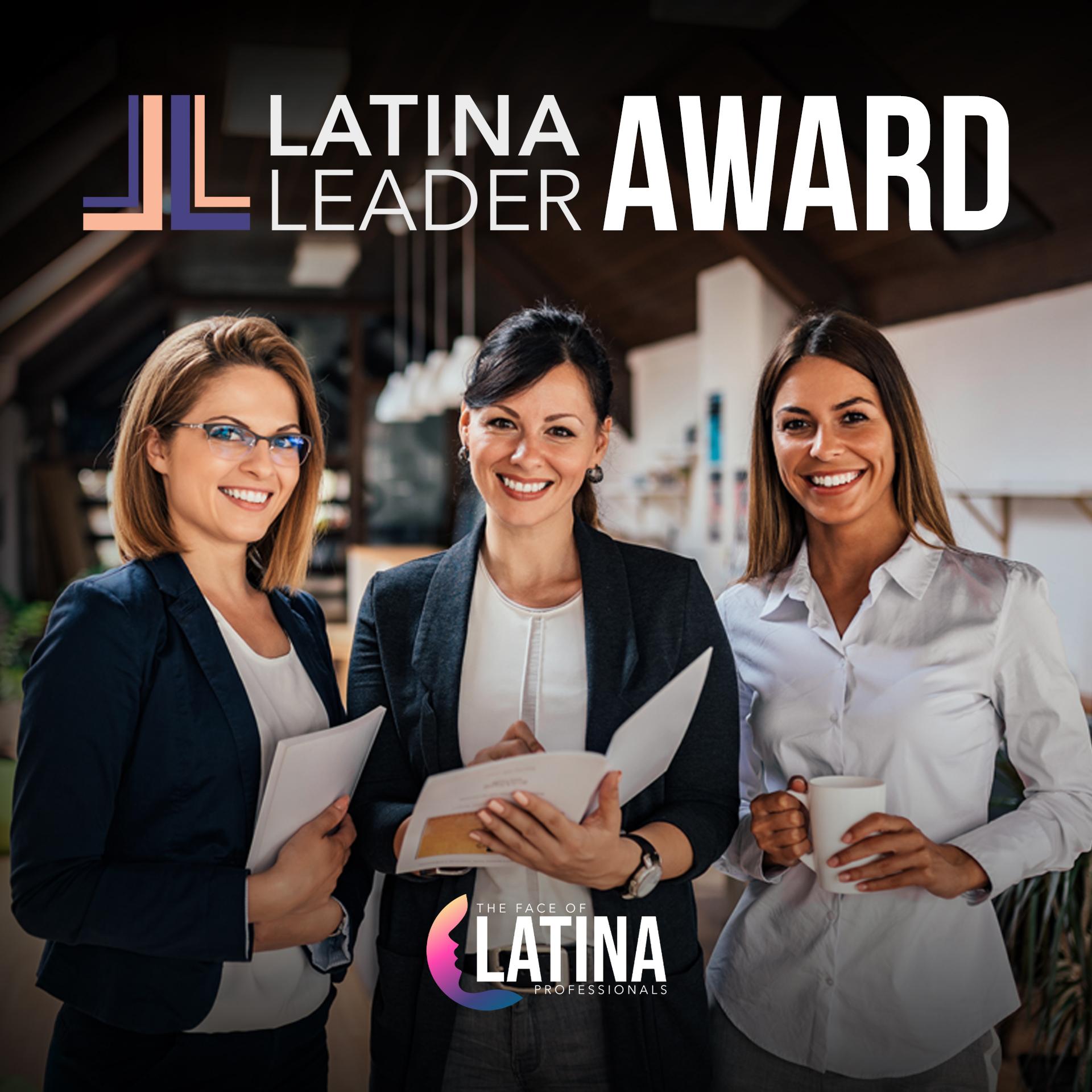 latina leader award thumbnail