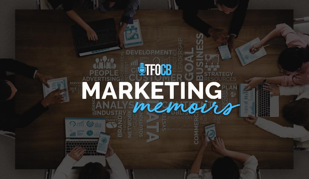 marketing memoirs cover
