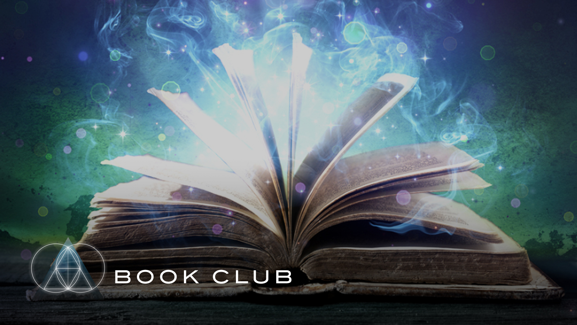 modern spirituality - book club
