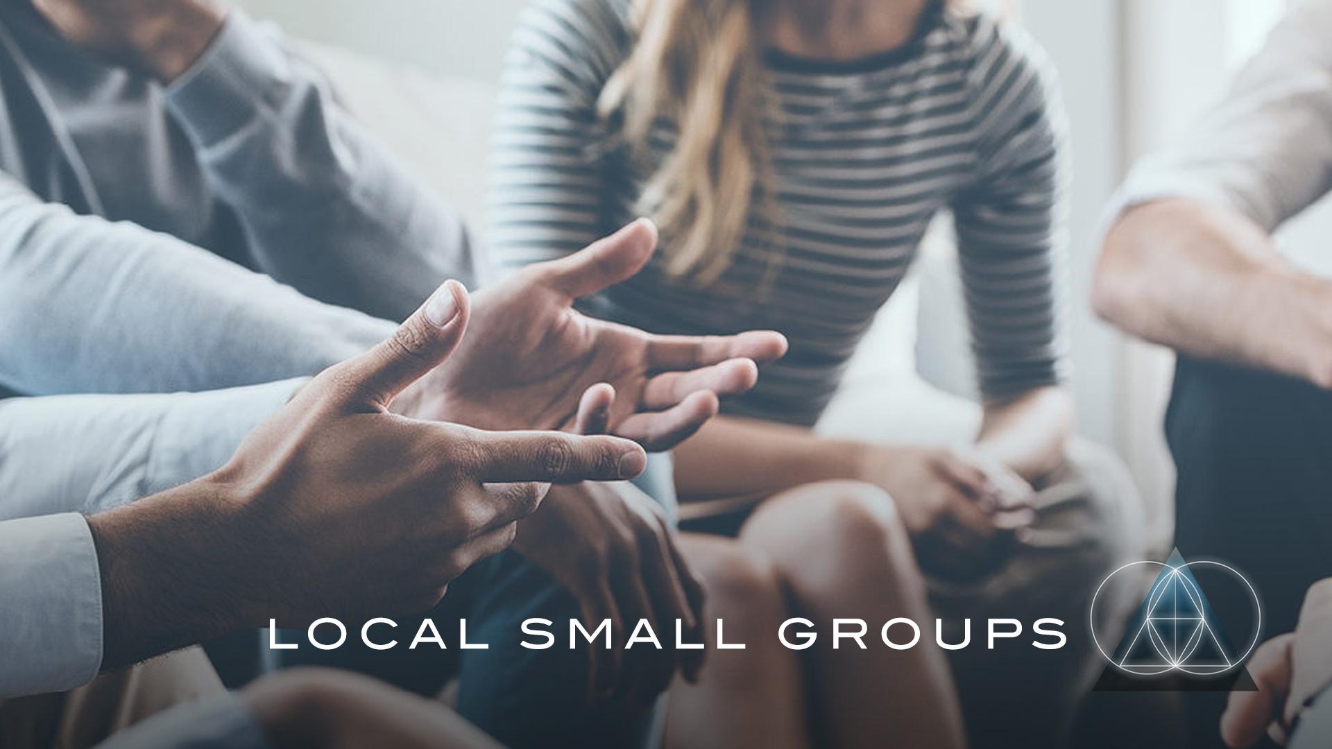 modern spirituality - local small groups