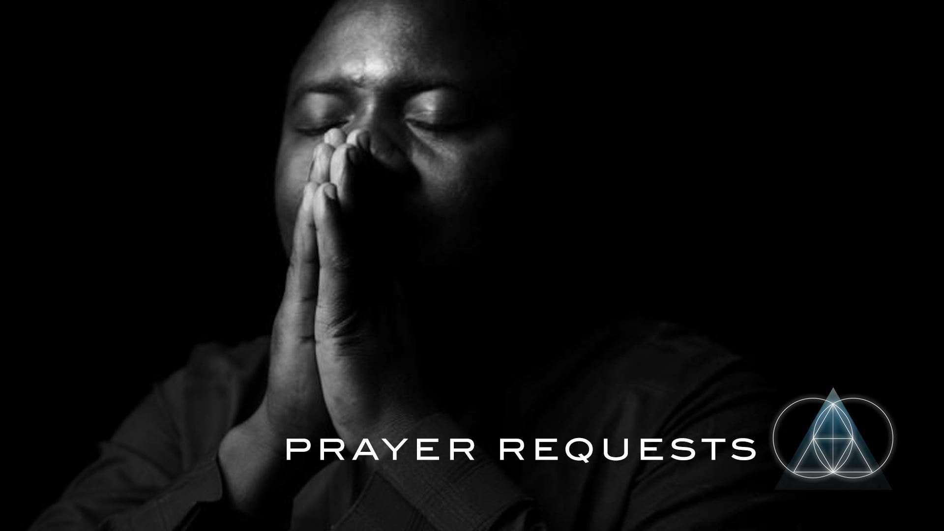 modern spirituality - prayer requests