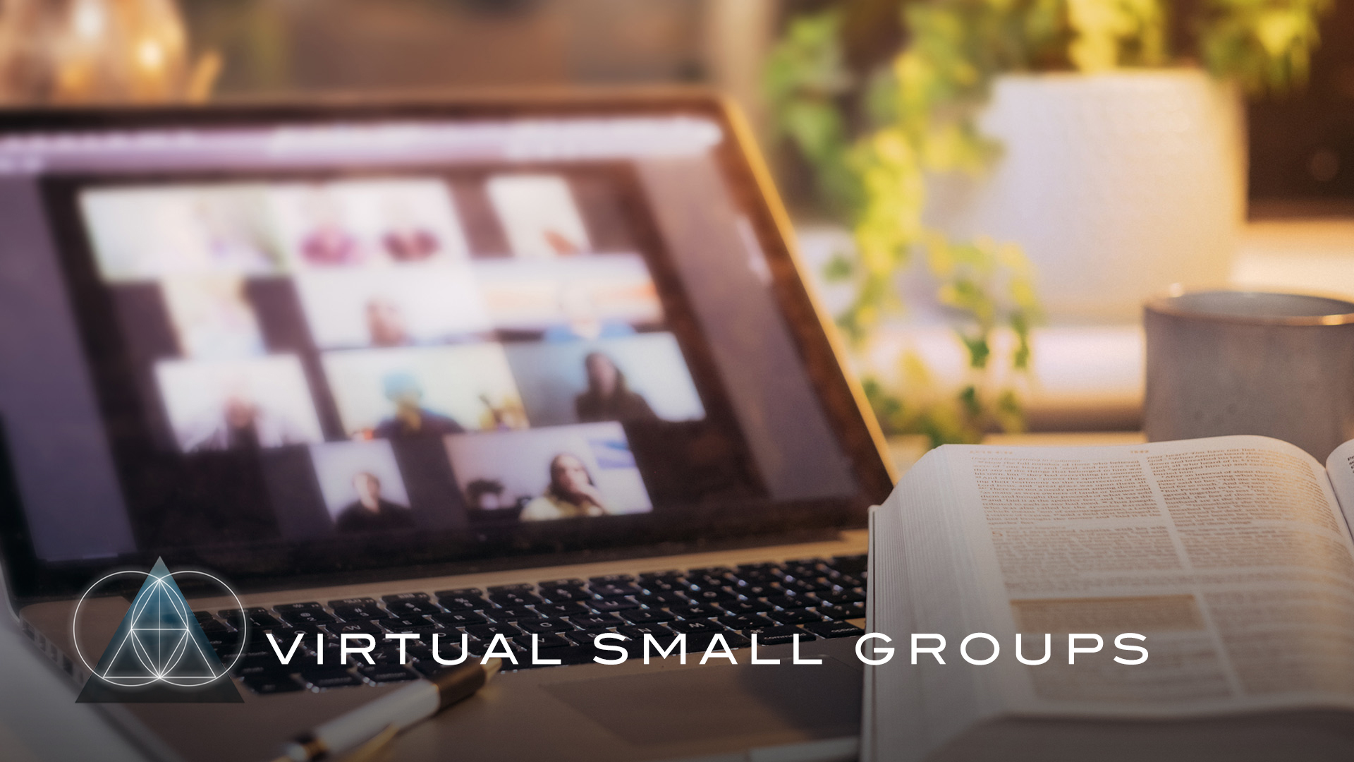 modern spirituality - virtual small groups